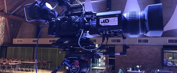 Caméra Black Magic URSA Broadcast